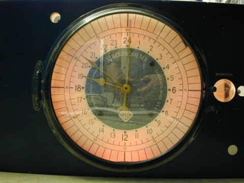 general radio sychronometer