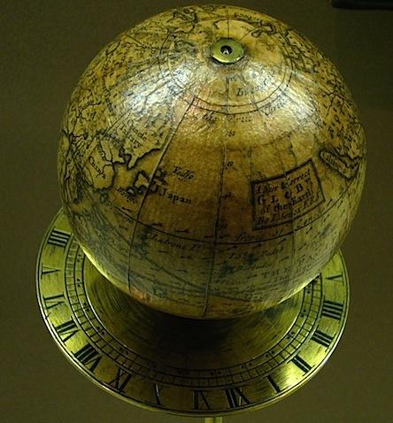 globe dial