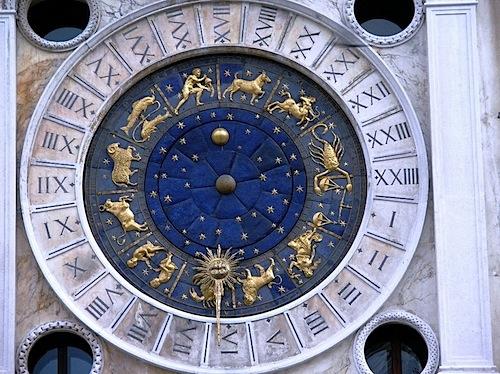st marks venice clock