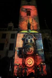 the macula - 600 years of the Orloj