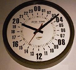 zulu clock