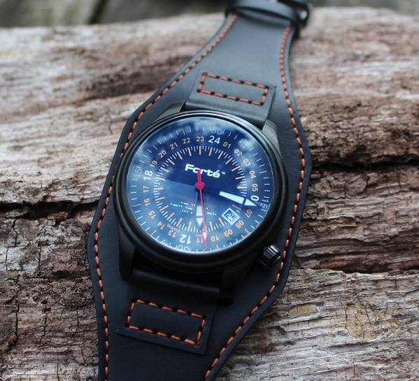 Alpha AAA watch
