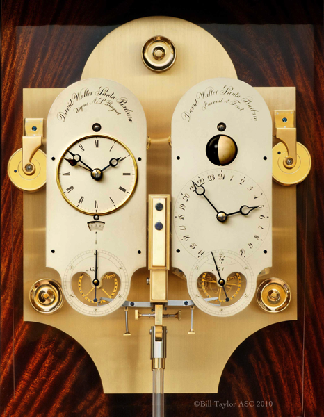 David Walter clock