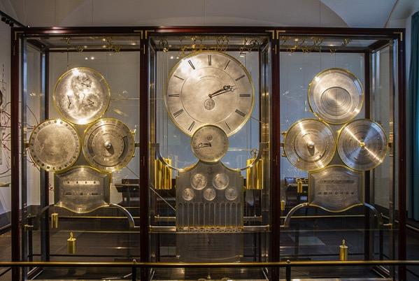 Olsen clock