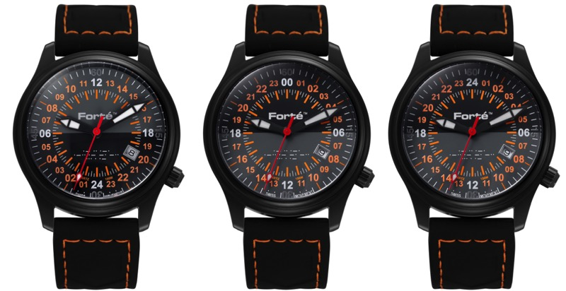 three forte watches
